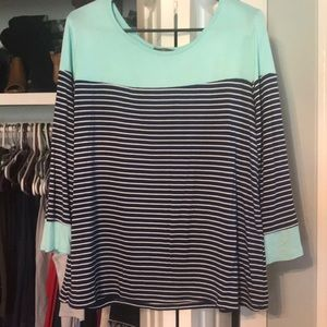 Casual spring top
